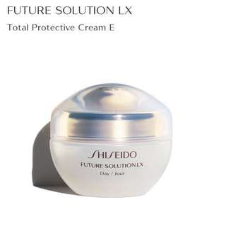 Shiseido Future Solution 奢華修護日霜