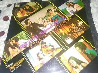 Malay Indonesia Soundtrack LP AKHIR SEBUAH IMPIAN EMILLIA CONTESSA BROERY BENYAMIN S