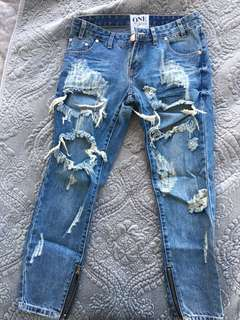 One teaspoon jeans - never worn