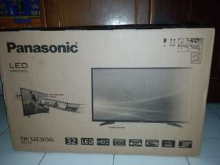 Led tv merk Panasonic 32 inch