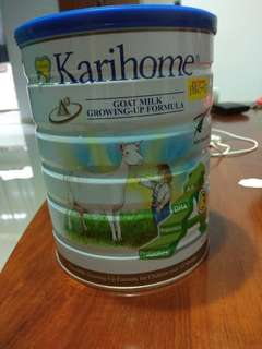 free karihome goats milk