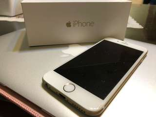 Pending 😉 iPhone 6 128 GB Gold Mint Condition