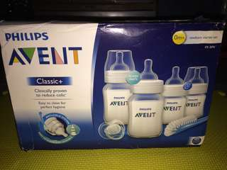 Philips Avent Classic Starter Set
