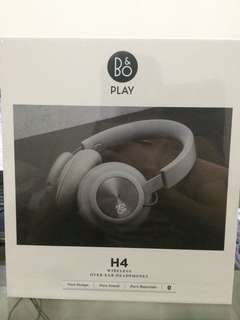 Bang and Olufsen H4 Wireless Over Ear Headphones (B&O Play)