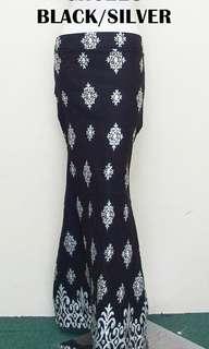 Mermaid Songket Skirt
