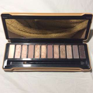 EB Advance Uncover Eyeshadow Palette