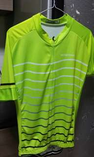 Cycling night jersey ( order wrong size )