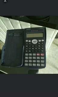Casio Calculator fx 356