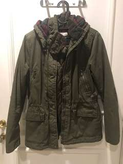 H&M Green Jacket