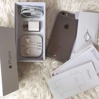 iPhone 6 Spacegrey ✨