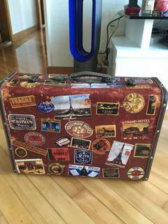 復古旅行/行李箱,婚禮佈置擺設