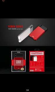 (PO) Remax Penen Series Fast Charge Battery Case For Iphone X