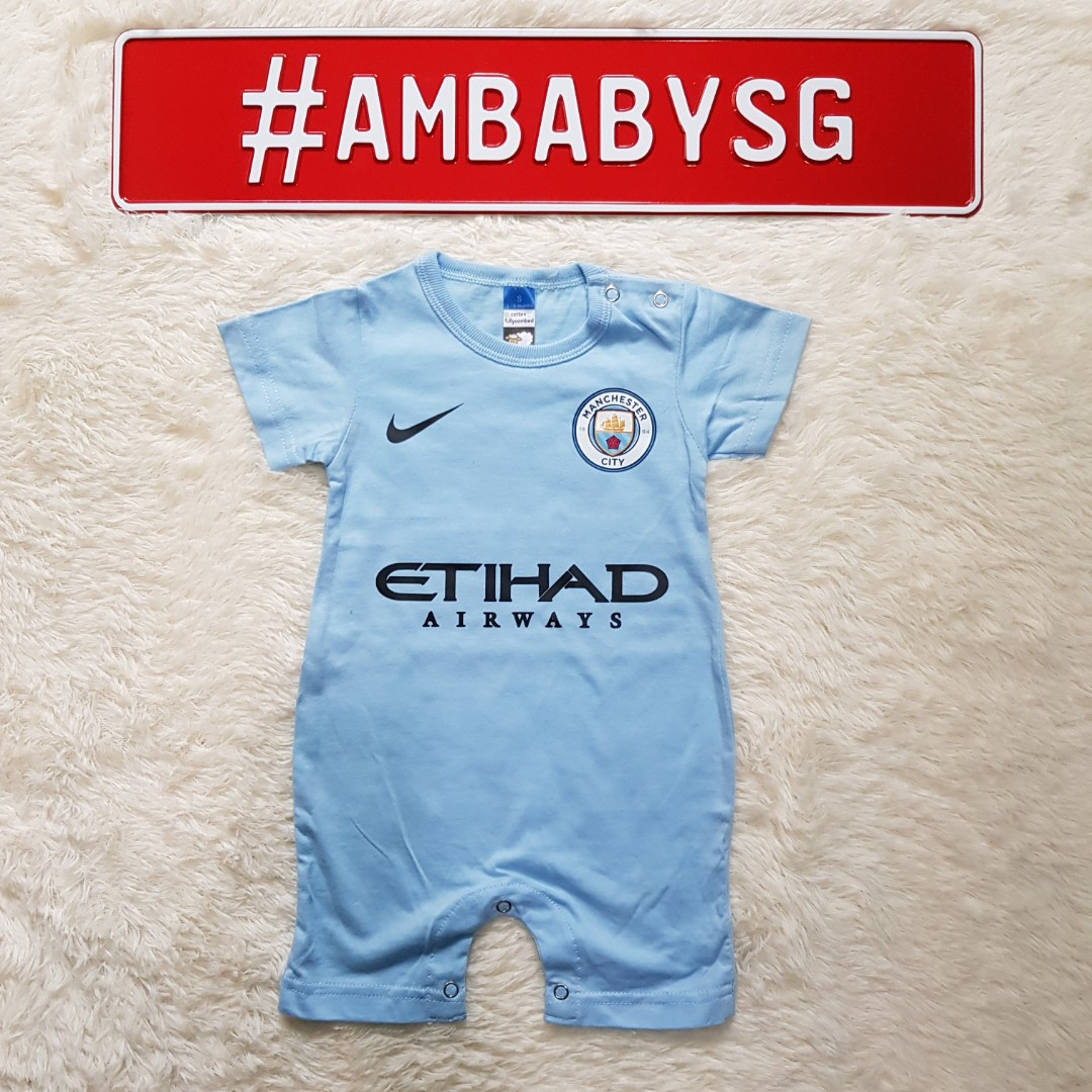 online store f3cc7 7be1c *2017/18* Manchester City Home Jumper