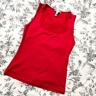 RED MANGO STRETCHABLE BLOUSE  #20under