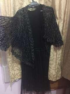 Preloved - Black Swan Dress Costume