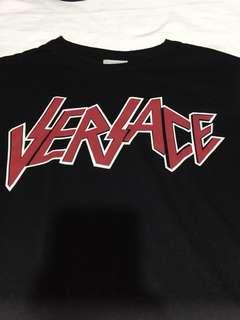 Versace Black Top