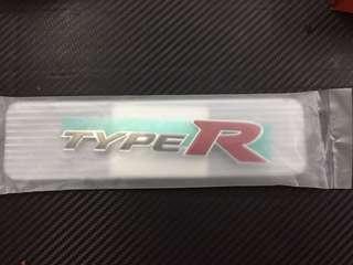 Emblem Type-R original