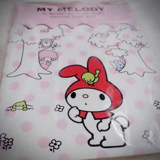 My Melody and Friends 日本版 2008年 Memo 連 硬盒 438732