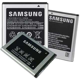 Samsung used Battery All models