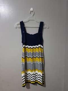 Vintage knitted dress