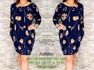 ASHLEY DRESS Fits XL To 3XL