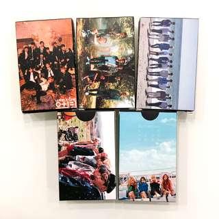 Kpop Lomo Cards