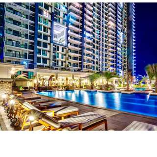 Condo in Pasig near SM Megamall 1Bedroom Sheridan Towers