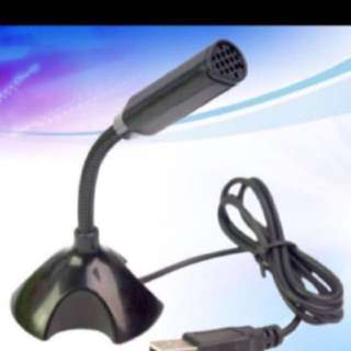 USB Microphone with Stand! PC and Mac!