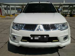 Mitsubishi Pajero Sport Dakar Limited 4X4 Tahun 2013 AT Diesel Matic