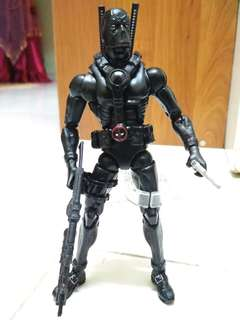 Marvel Legends black ops Deadpool