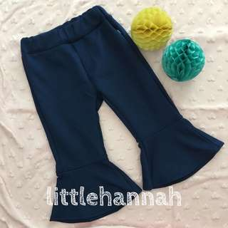 🎈Instock - Toddler Girl Kids Bell Bottoms Pants (3-5Y)