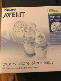 Philips Avent Manual Breastpump
