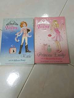 The Tiara Club bundle books
