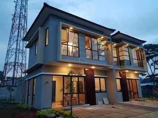 Miliki Segera Rumah cluster baru  2 lantai