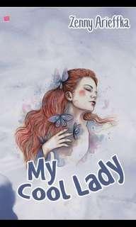 Ebook : My Cool Lady - Zenny Arieffka