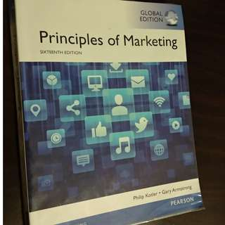 Principles of Marketing / Kotler Armstrong