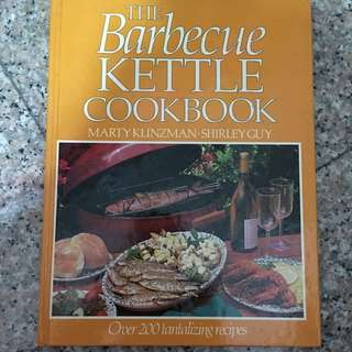 The Barbeque Kettle Cookbook