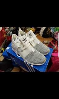 100% 全新原裝正貨 Adidas ZX FLUX PLUS 灰白色