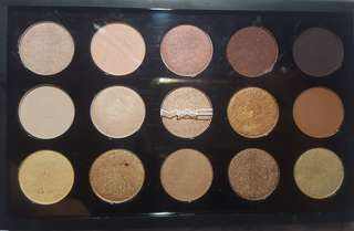 MAC Warm Neutrals Eye Shadow Palette