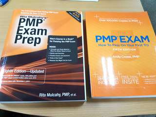 PMP Exam Prep/The PMP Exam - How to Pass On Your First Try