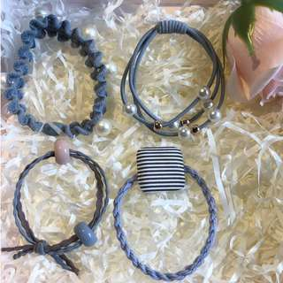 hair band (发圈), hair accessories. S$1 .3 including free normal mail