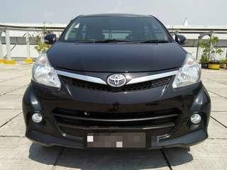 Toyota Avanza Velos 1.5 Tahun 2015 AT CC 1.5