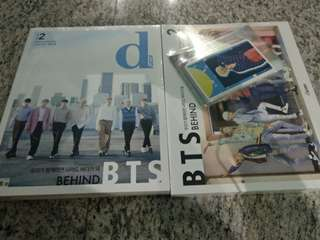 [INSTOCK] BTS D-ICON BEHIND THE SCENE DISPATCH