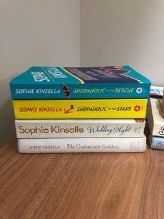 Sophie Kinsella #BookBazaar
