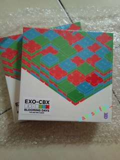 [LAST COPY] EXO-CBX 2nd Mini Album 'Blooming Days'