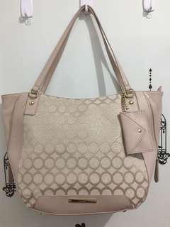 Authentic Ninewest Ava Tote Bag