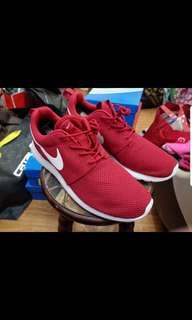 100% 原裝正貨 Nike Roshe One 紅白色