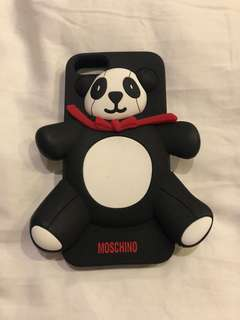 Moschino Silicone Phone Case (iphone 5)