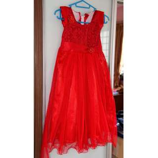 Kids (Girl) dress for 5 to 6 years
