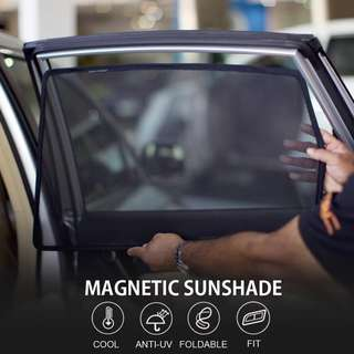 Customise magnetic Sunshade for car